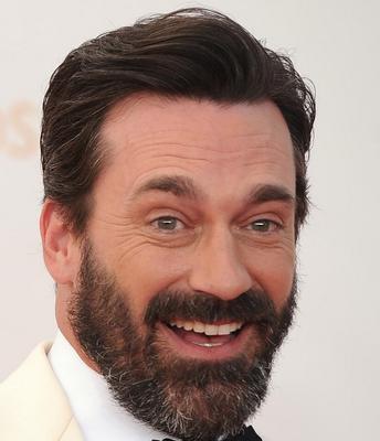 #Emmys viewers rave about Jon Hamm'sbeard