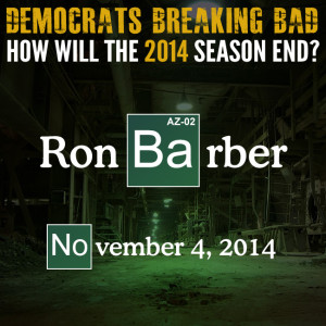 Heh: How will the season end for 7 Dems who are 'Breaking Bad' from their districts? [pic]