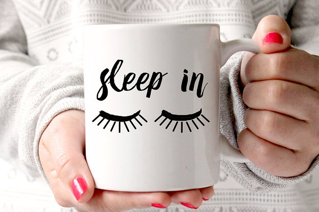 Community Post: 22 Perfect Mugs For People Who Hate Mornings