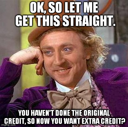 Creepy Condescending Wonka