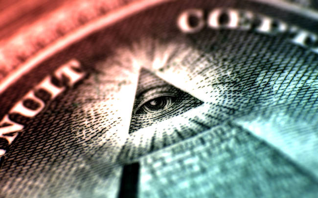 """6.) Also a popular component of other conspiracy theories, some believe that the Ebola virus exists to lower the number of living people to a more manageable number by the New World Order, a totalitarian world government ruled by the """"elite."""""""