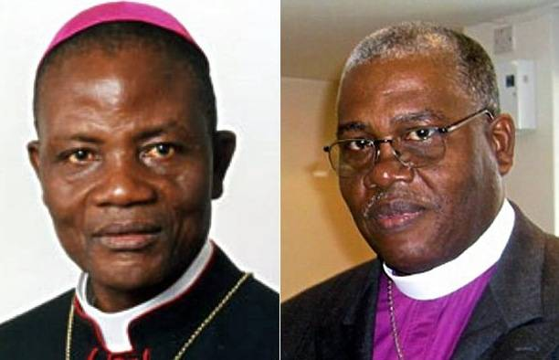 8.) Some religious leaders, like Catholic Archbishop Lewis J. Zeigler and LCC President, Rt. Rev. Dr. Jonathan B.B. Hart, believe the Ebola outbreak is proof that God is angry with Liberia and, apparently, the rest of the world.