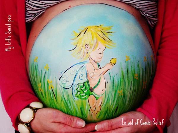 A Fairy Tale Bump