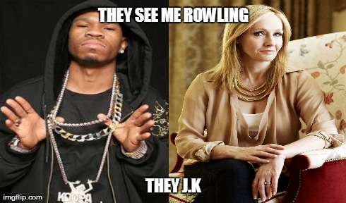 They See Me Rowling