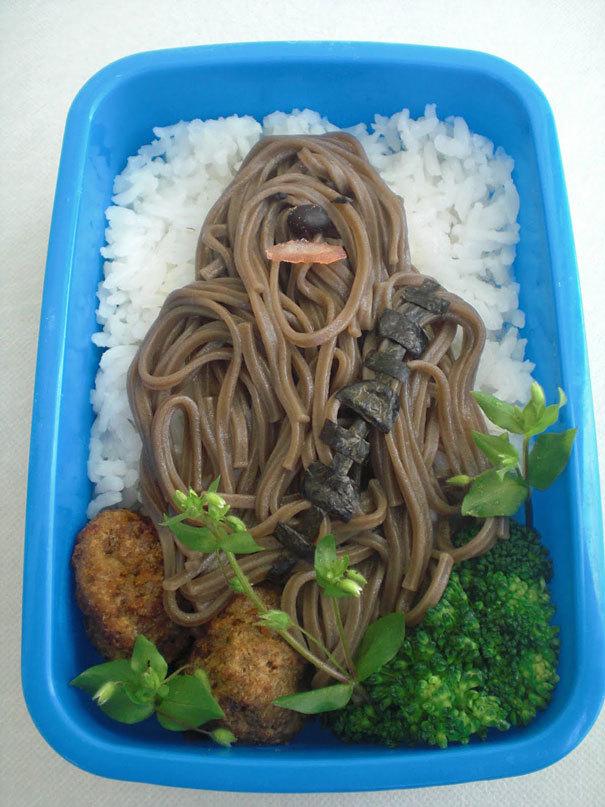 14. Chewie Noodles