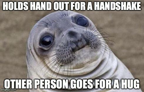 Awkward Moment Sealion