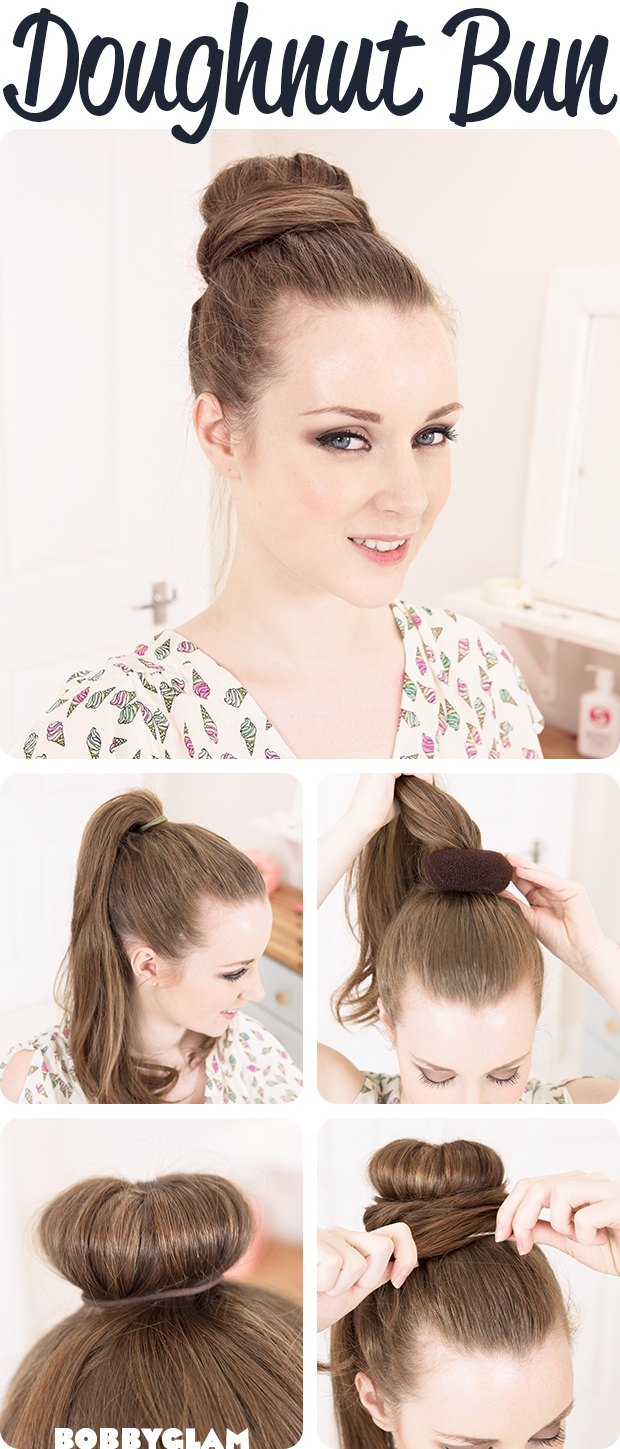 Do a doughnut bun!