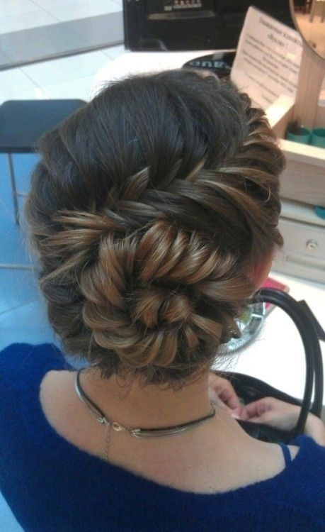 Try an amazing conch shell braid.