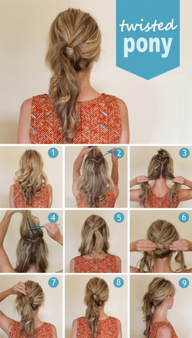 Create a cool twisted pony.