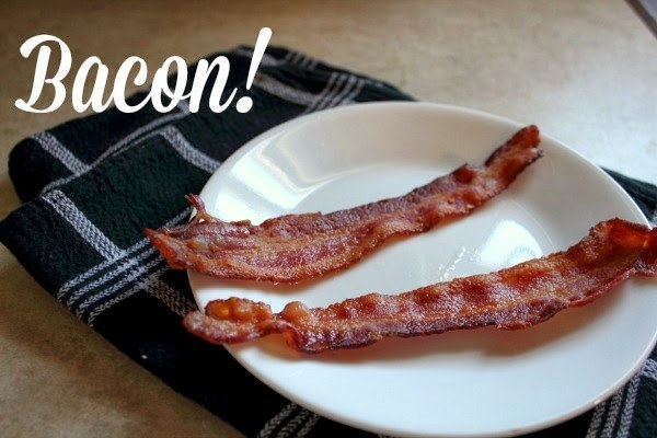Bacon in the Microwave