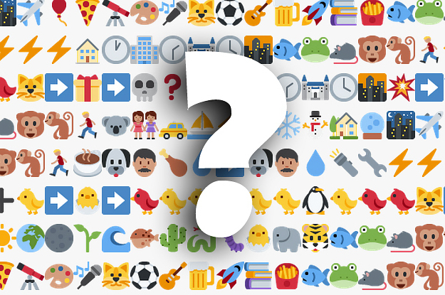 Can You Tell Which Scientific Concepts These Emojis Describe?