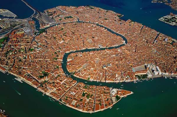 7.) Venice (Italy)