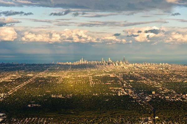 10.) Chicago (USA)