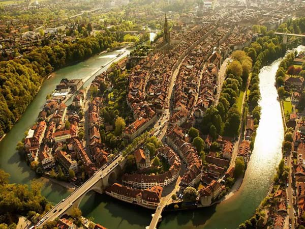 12.) Bern (Switzerland)