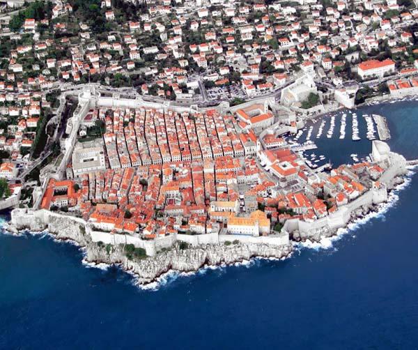 13.) Dubrovnik (Croatia)