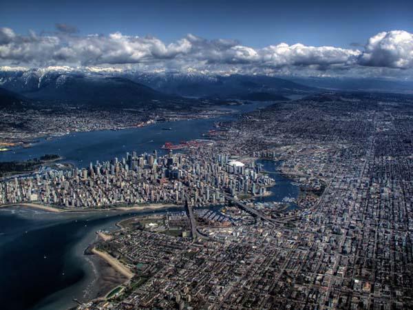 20.) Vancouver (Canada)