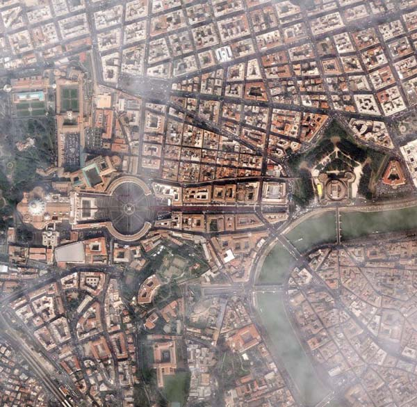28.) Vatican City, Rome (Italy)