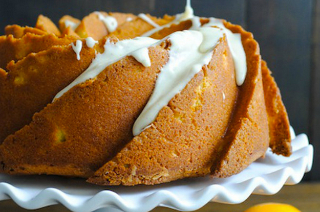 Community Post: 28 Recipes To Make In A Bundt Pan This Spring